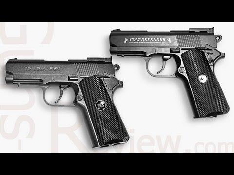 Colt Defender (Umarex & KWC) -