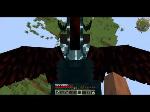Como conseguir un pegaso - minecraft