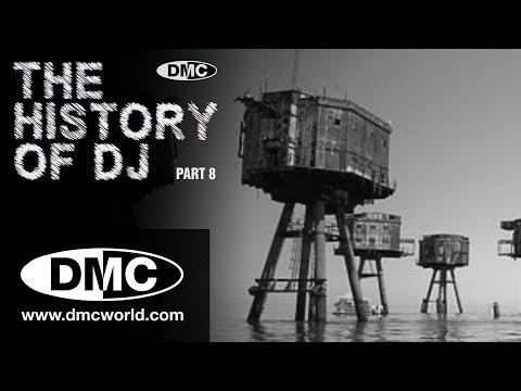 History Of DJ - Part 8 - The Pirate Forts