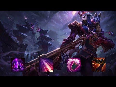 Jhin Montage #3 - Best Jhin Plays Compilation - League of Legends[Razmik LOL]