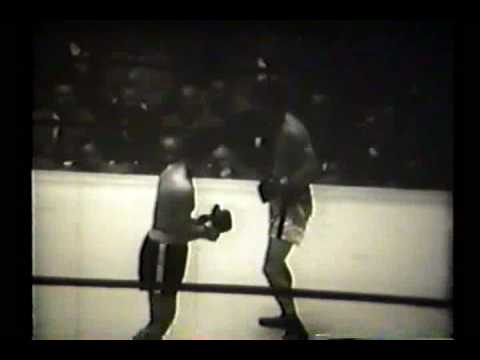 Rocky Graziano | Tony Janiro 1/2 Video