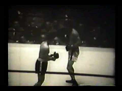 Rocky Graziano | Tony Janiro 1/2 Video
