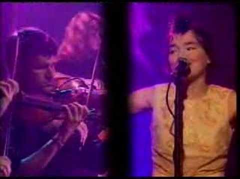 Björk -Joga Live-