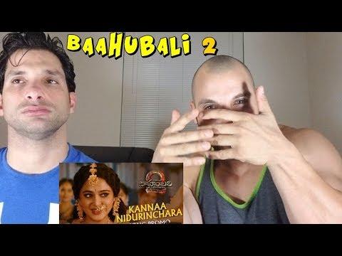 download lagu Kannaa Nidurinchara  Baahubali 2 Reaction gratis