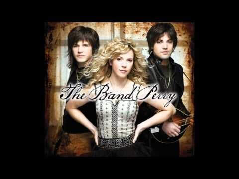 The Band Perry - Miss You Being Gone