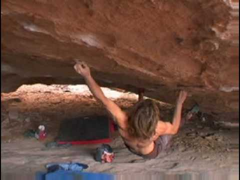 Esperanza V14 by Chris Sharma