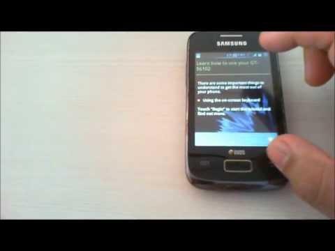 X Duos V3 ROM on Samsung Galaxy Y Duos GT-S6102