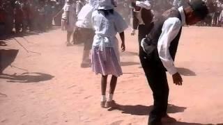 Calvinia Riel Dancers