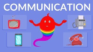 Means of Communication video for kids | Communication video for kids