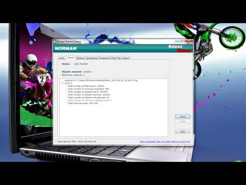 Norman Malware Cleaner 2.07.06  (2013.05.22)