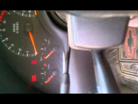 1997 camaro broken turn signals
