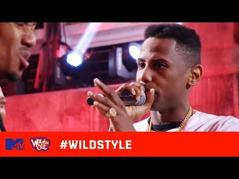 Wild 'N Out | Kevin Hart & Fabolous Settle The Fight | #Wildstyle thumbnail