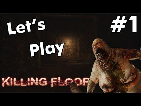 Let's Play | Killing Floor | Episode 1 - Obesity Virus!