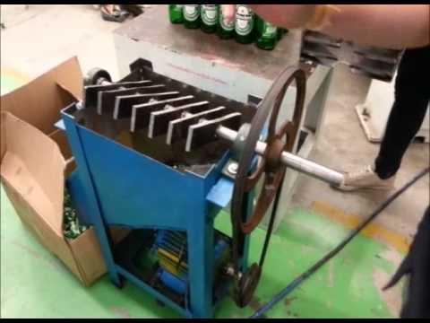 เครื่องบดแก้ว Mini project Design2 KMUTT