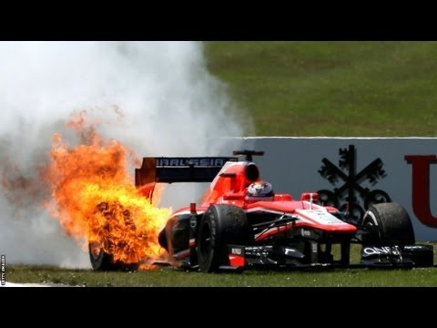 F1 German Grand Prix 2013 Race Review
