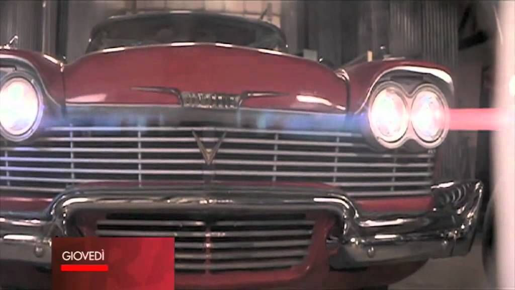 Christine, la macchina infernale - Promo Rai Movie - YouTube