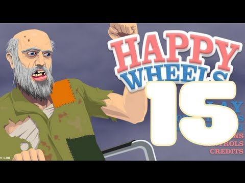 HAPPY WHEELS - HAPPY WHEELS: Episodio 15