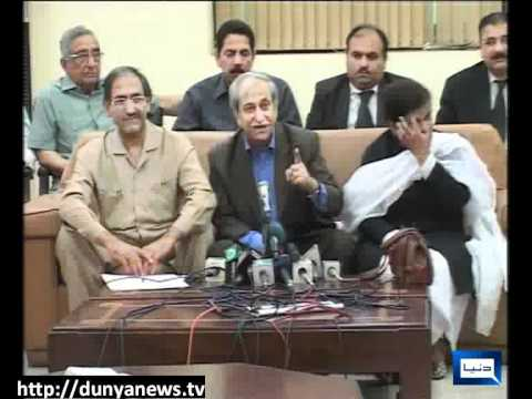 Dunya News-16-06-2012-Lawyers on Dunya News