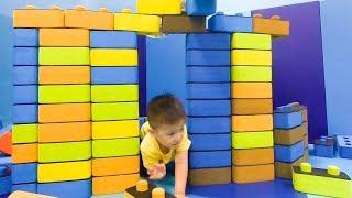 Indoor playground for kids  |Fun activities|