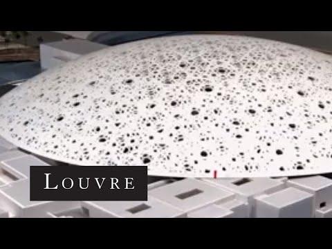 Louvre Abu Dhabi : Architecture et muséographie
