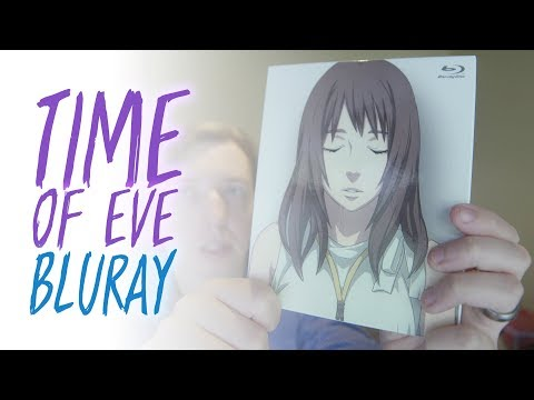 Time Of Eve: The Movie Bluray By Hanabee