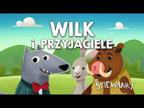 WILK I PRZYJACIELE – Śpiewanki.tv – Piosenki Dla Dzieci
