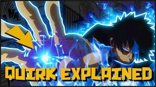 Dabi's Quirk Explained! Flame Colors & Dabi's Quirk Upgrade Teased?! - My Hero Academia Theory