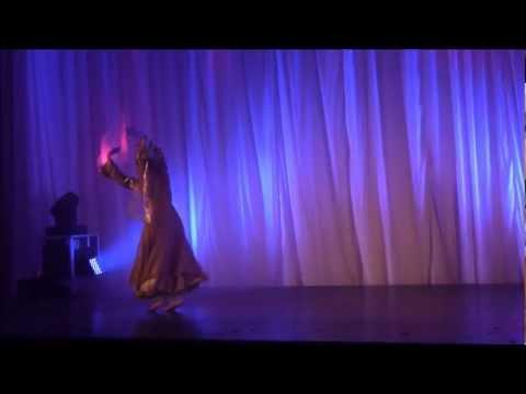 Khwaja mere khwaja - IndianSufi dance by Apsara