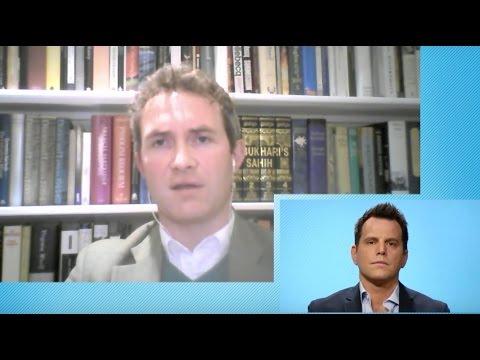 Douglas Murray Talks Syria and the Refugee Crisis