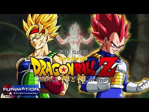 Bardock Revived Dragon Ball Z: Battle Of Gods 2 2015 Movie video