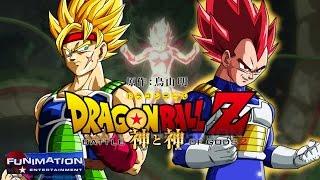 Dragon Ball Z: Battle of Gods - Bardock Revived Dragon Ball Z: Battle of Gods 2 2015 Movie
