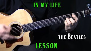 Watch Beatles In My Life video