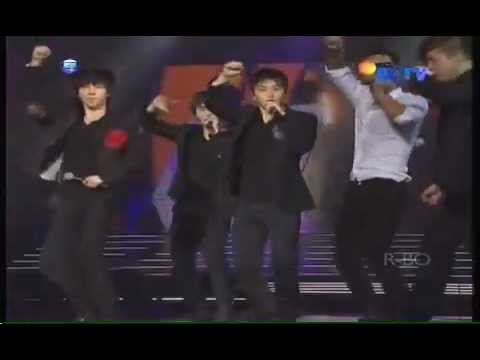 Rokkugo - Super Junior Live In Jakarta 2012 video