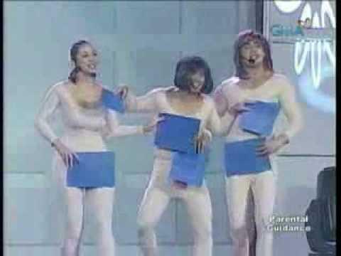 Bubble Gang 13th Year Anniversary Cha Cha Cha Dance
