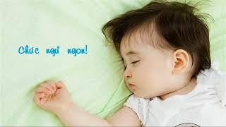 """Chuc be ngu ngon - Chúc bé ngủ ngon - Chuc em ngủ ngon !!!TKS BEHAMY"""""""