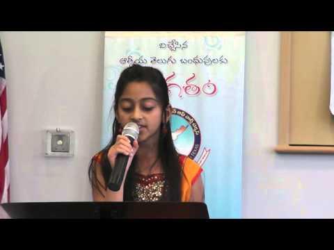Snigda Yelleswarapu sings Chali Chali ga allindi.. from Mr Perfect...