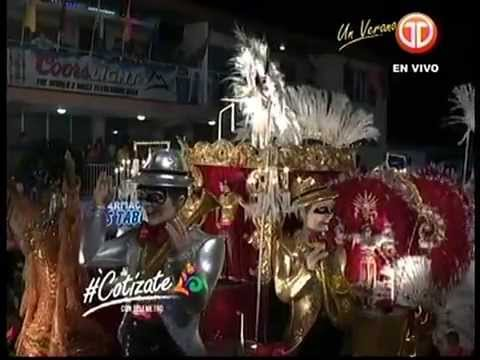 Despedida de Daris Nicole 1ª - Reina de Calle Abajo de Las Tablas 2014
