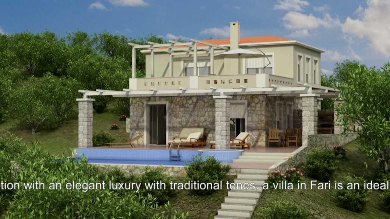 Fari Classic Villas Villas By The Sea In Greece Thassos