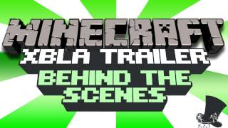 Minecraft 360 Trailer - Behind The Scenes [Official]