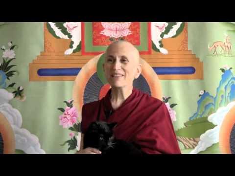 43 Dedication and Karma - White Tara Retreat - 02-28-11 BBCorner
