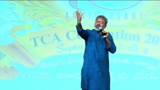 Sri Akella Raghavendra Rao speech at Telugu Cultural Association Houston - Convention 2016
