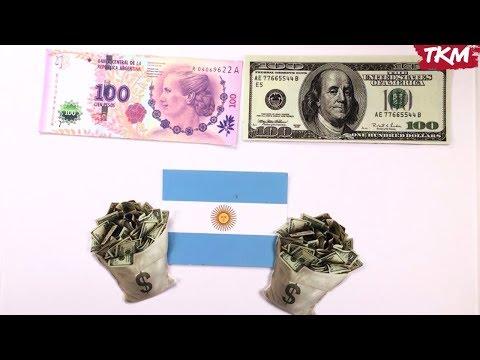 ¿POR QUÉ SUBE EL DOLAR EN ARGENTINA? 2018 - TKM Explica