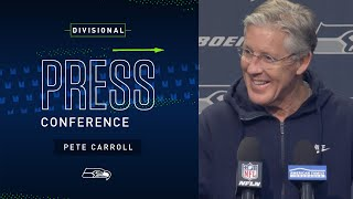 Head Coach Pete Carroll Divisional Wednesday Press Conference | 2019 Seattle Seahawks