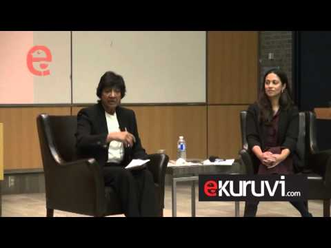 Question and Answer by Navi Pillay