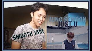 정세운(JEONG SEWOON) - JUST U MV REACTION