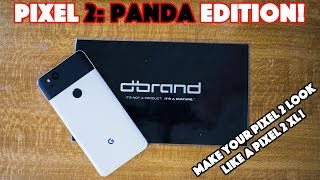 MAKE Your Pixel 2 Look Like A Pixel 2 XL (PANDA EDITION)