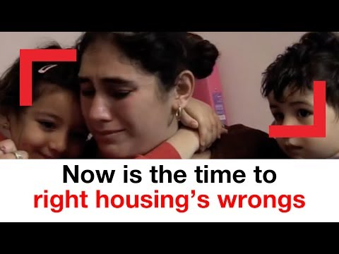 Now is the Time to right housing wrongs: Bushra s story | Shelter