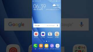 Samsung Galaxy J7 (2016) Android 6.0.1 Myanmar Font (Without ROOT) [စမ္းသပ္]