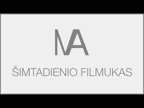 IV A KLASĖS ŠIMTADIENIO FILMUKAS