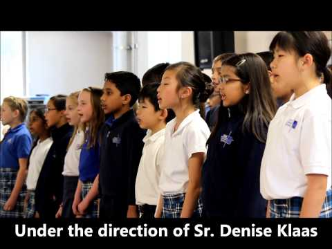 Ode to Joy: The Valley Catholic School Marian Singers